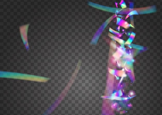 Kryształowe błyszczy. folia fiesty. błyszcząca kolorowa tapeta. przezroczysta tekstura. tęczowy blichtr