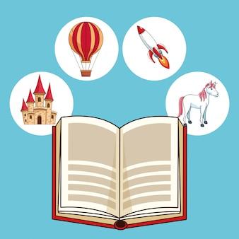 Książki z bajkami