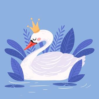 Księżniczka łabędzia