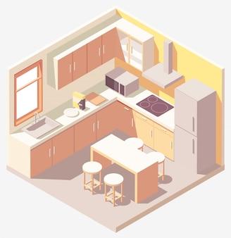Kuchnia izometryczna