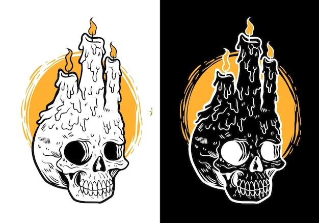 Kultowa czaszka