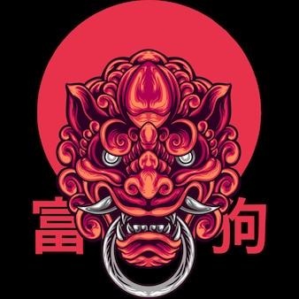 Kultura chińska foo dog