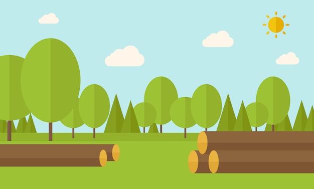 Kupie suche drewno