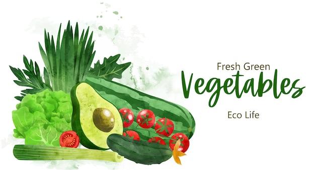 Kupie świeżych warzyw