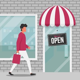 Kupuj ze znakiem, że jesteśmy otwarci