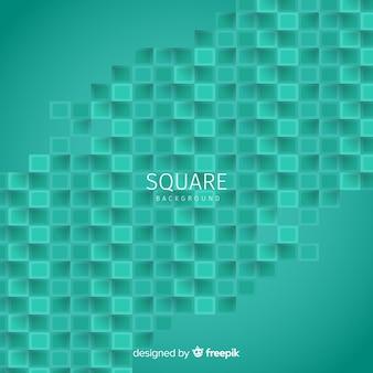 Kwadratowe tło
