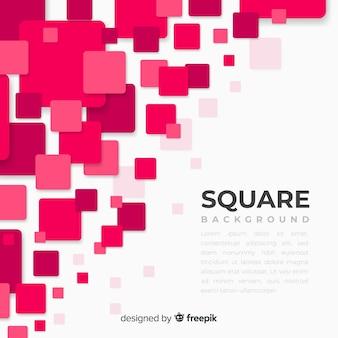 Kwadratowy tło