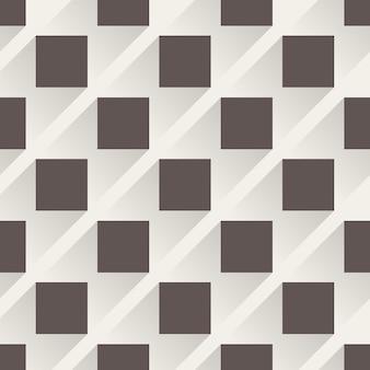 Kwadratowy wzór, abstrakcyjne tło geometryczne. kreatywna i elegancka ilustracja stylu