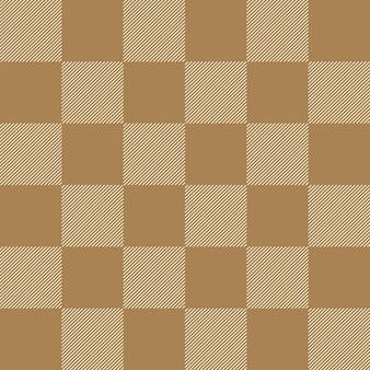 Kwadratowy wzór w paski, streszczenie geometryczne proste tło. elegancka i luksusowa ilustracja w stylu
