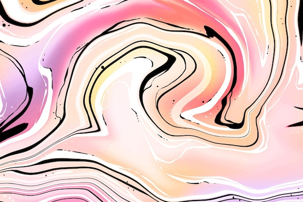 Kwas marmurowy tło