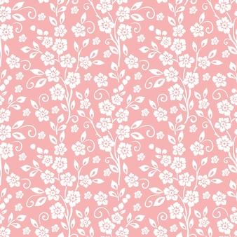 Kwiat bezszwowe tło wzór. elegancka tekstura dla tło.