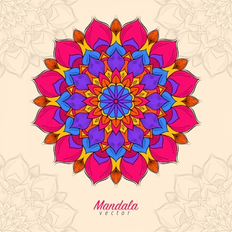 Kwiat mandali