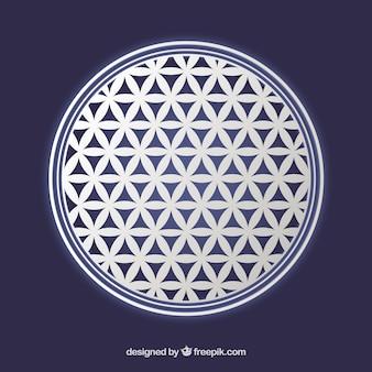 Kwiat symbol życia