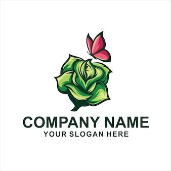 Kwiatowe logo