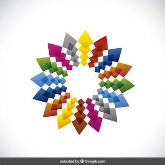 Kwiatowy logo