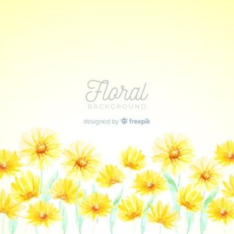 Kwiatowy tło