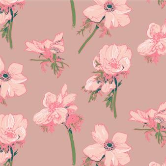 Kwiatowy wzór