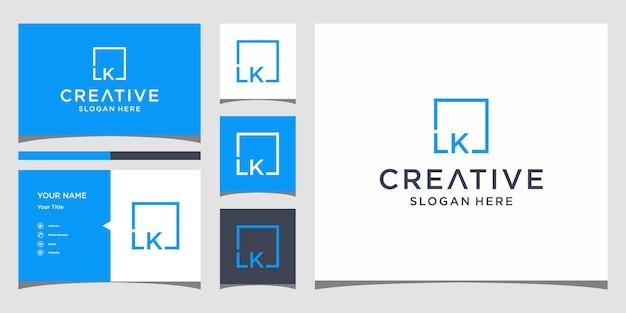 L logo projekt