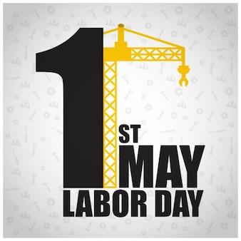 Labor day tło