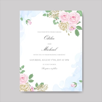 Ładny kwiatek na ślub