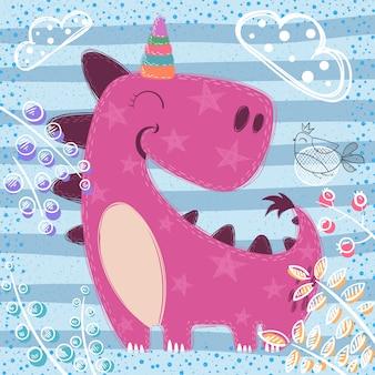 Ładny sen unicort