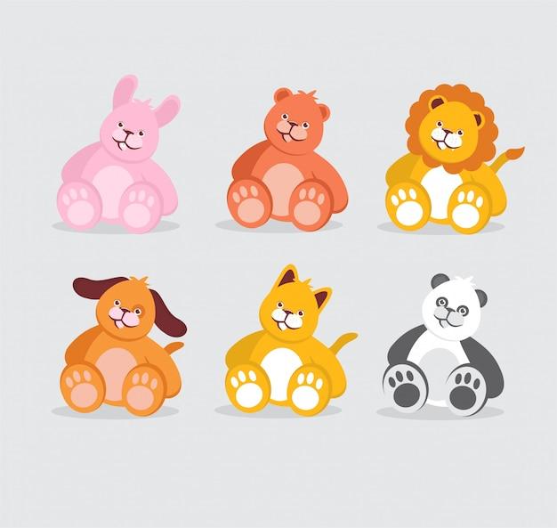 Ładny tłuszcz zwierzęcy charakter