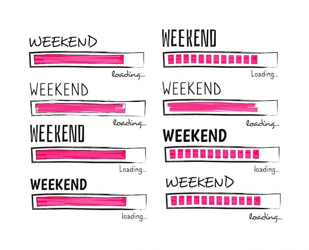 Ładowanie weekendu. happy friday meme cytat biznesu śmieszne