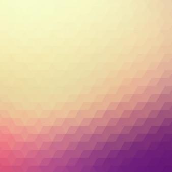 Łamana fioletowym tle