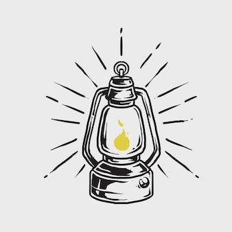 Lampa huriccane