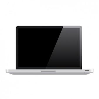 Laptop ilustracja