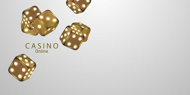 Latające kasyno golden dice