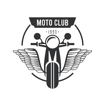 Latające logo motocykla