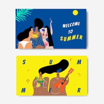 Lato na plaży