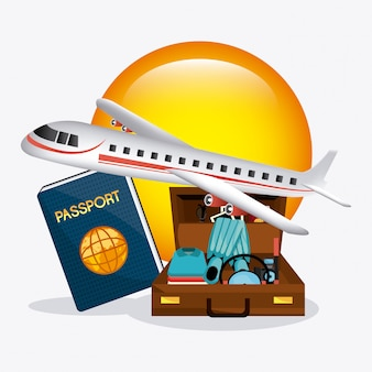 Lato, wakacje i podróże