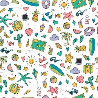 Lato wzór z gryzmoły