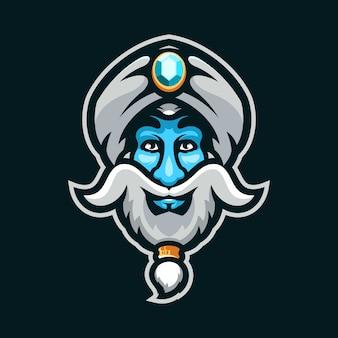 Legenda logo króla jin