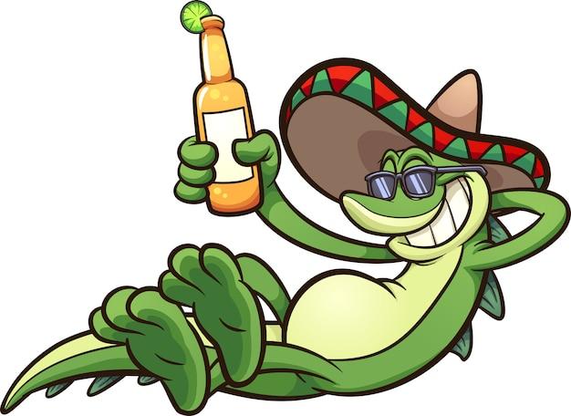 Legwan meksykański