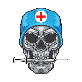 Lekarz czaszki