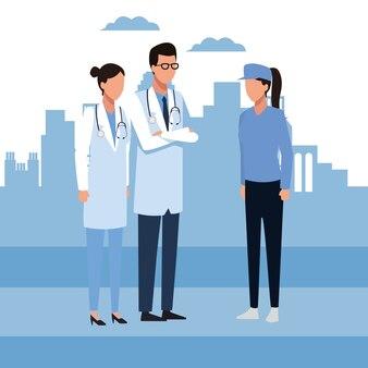 Lekarz i ludzie