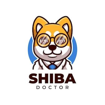 Lekarz shiba