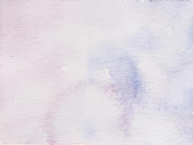 Lekkie streszczenie tło akwarela, farby ręczne. kolor rozpryskiwania się na papierze