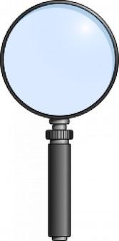 Lente - szkło powiększające