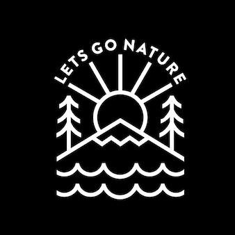 Let go nature