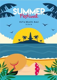 Letni festiwal plakatu