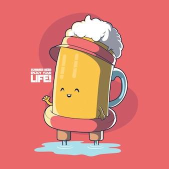 Letnie piwo