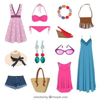 Letnie ubrania