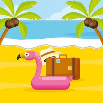 Letnie wakacje