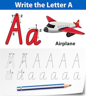 Letter arkusze z alfabetem kalkulacyjnym