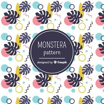 Liście Monstery