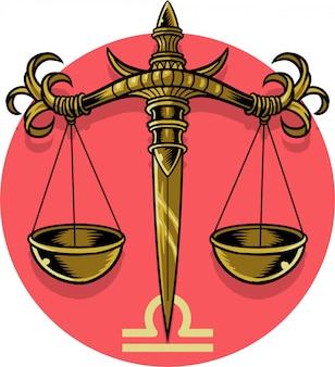 Libra znak zodiaku